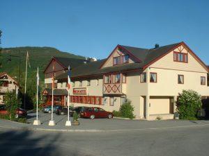 Eikum Hotell er med på laget