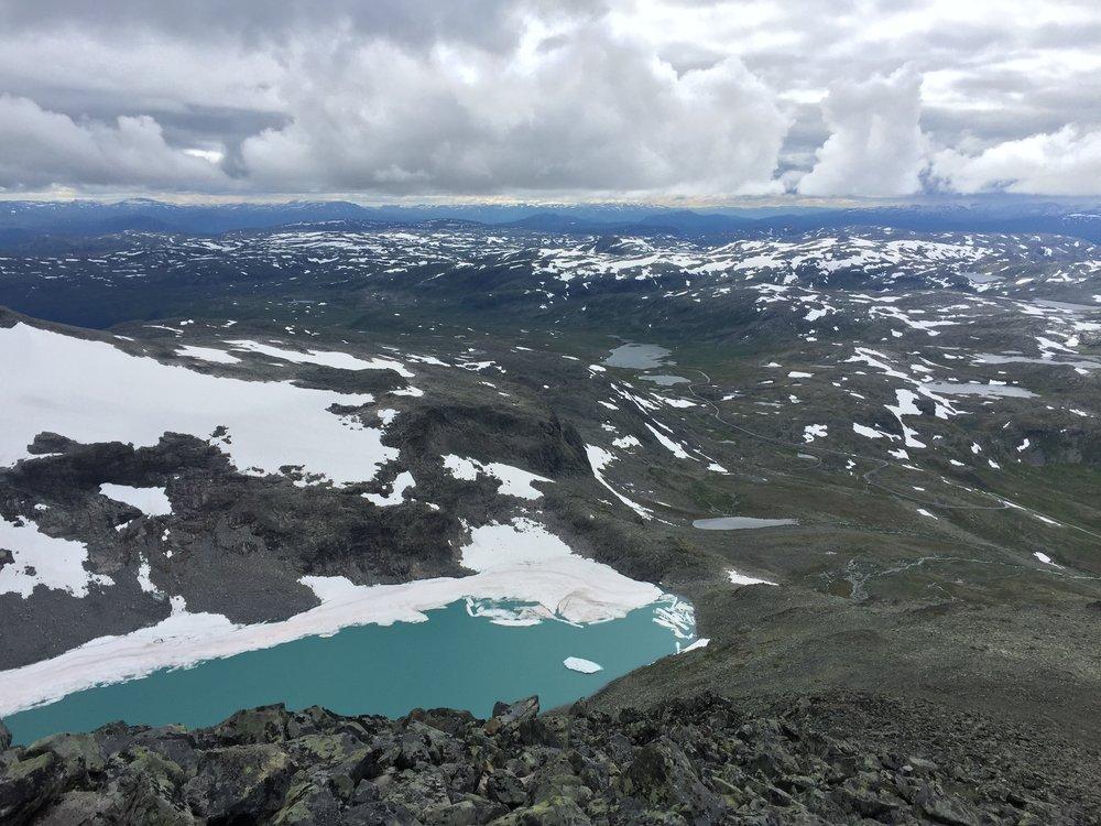 Rekordtidleg åpning av fjellvegane
