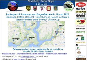 Vi innviterer til Lerum cup 2020!